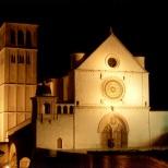 The Basilica of Saint Francis, Assisi