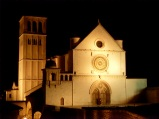 The Basilica of Saint Francis, Assisi